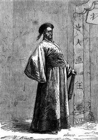 'Tribulations of a Chinaman in China' by Léon Benett 06