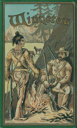 Karl May Winnetou I bis III 001