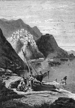 'The Archipelago on Fire' by Léon Benett 37