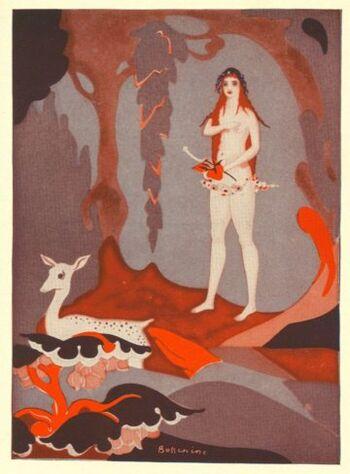 Ovid Book 1 illust