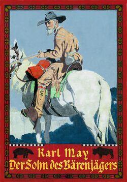 Karl May - Der Sohn des Bärenjägers, cover 1904, retouched