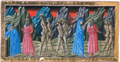 Inf. 20 Giovanni di Paolo, Indovini