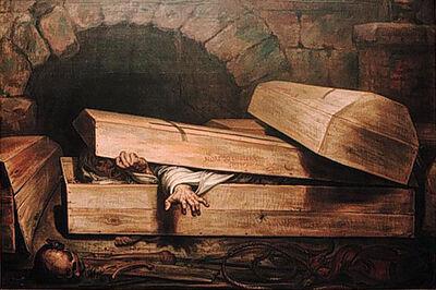 Wiertz burial