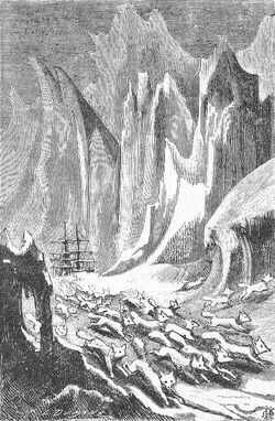 'The English at the Noth Pole' by Riou and Montaut 069