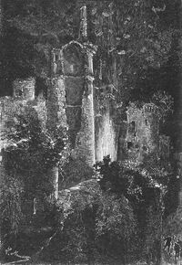 'The Carpathian Castle' by Léon Benett 40
