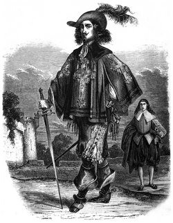 Dumas - Les Trois Mousquetaires - 1849 - page 065 - b&w