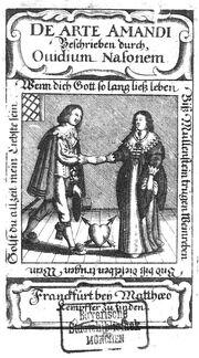 Ovid Ars Amatoria 1644