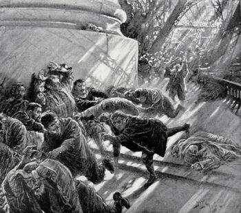 'When the Sleeper Wakes' by Henri Lanos 07
