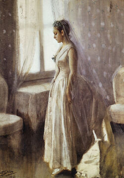 Anders Zorn - Bruden (The Bride)