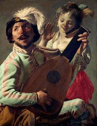 Hendrik ter Brugghen - Het duet