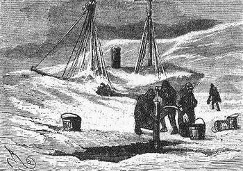 'The English at the Noth Pole' by Riou and Montaut 100