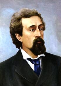 Dmitrij Nikolaevich Sadovnikov - portrait