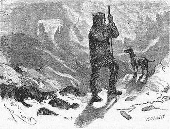'The English at the Noth Pole' by Riou and Montaut 130