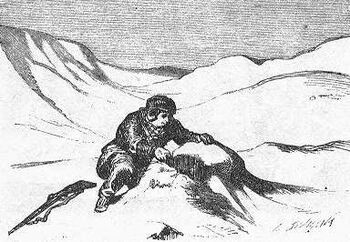'The English at the Noth Pole' by Riou and Montaut 072