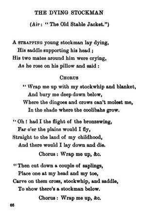 The Dying Stockmen