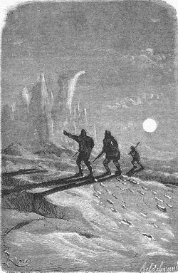 'The English at the Noth Pole' by Riou and Montaut 104