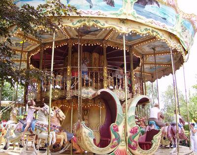 Merrygoround Boudewjinpark