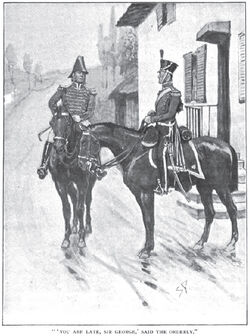 'The Crime of the Brigadier' by Sidney Paget 4
