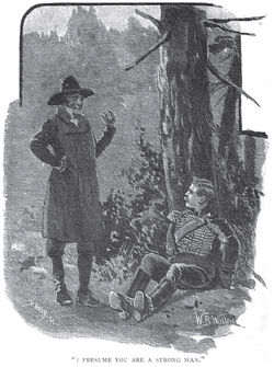 'How the Brigadier Held the King' by William Barnes Wollen 5