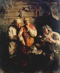 Мясоедов Знахарь 1860