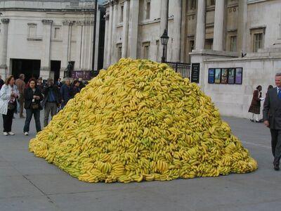 Bananas pile-4381