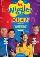 The Wiggles Duets 2017 US DVD Cover