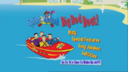 Splish, Splash, Big Red Boat!- Double Feature DVD Menu