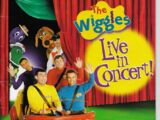 The Wiggles Live in Concert! (book)