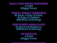 Wiggly,WigglyChristmas-1999SongCredits