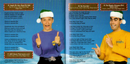 Yule Be Wiggling US Booklet page 11 and 12