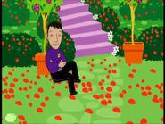 AnimatedJeffSleepinginDorothy'sGarden