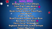 Dance,Dance!songcredits28