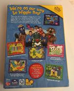 The Wiggles - Wiggle Bay PC Game Back Cover