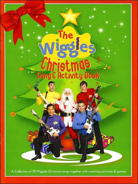 Christmas Song and Activity Book | Wigglepedia | FANDOM powered by Wikia