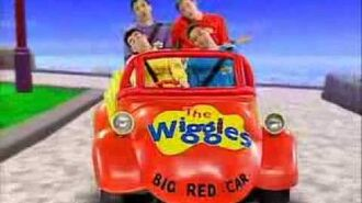 Wiggles- Toot toot chugga chugga big red car