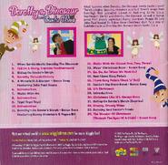 DorothytheDinosaurMeetsSantaClausalbumbookletbackcover