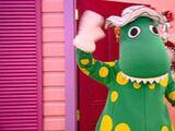 I'm Dorothy the Dinosaur!