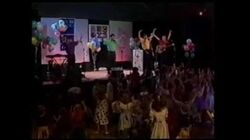 ABC For Kids Live In Concert - The Wiggles - Dancing Ride (1992)