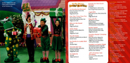 Dorothy the Dinosaur's Rockin Christmas Double Pack Release Credits
