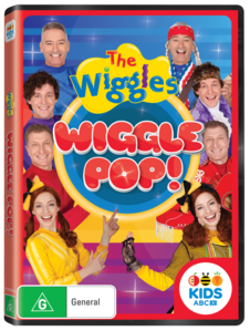 WigglePop!DVD