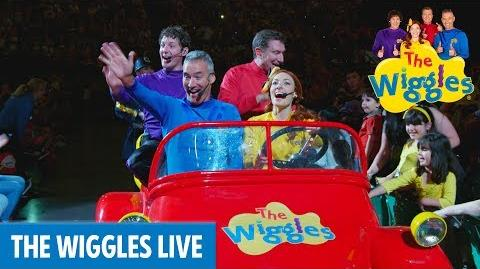 The Wiggles Toot Toot, Chugga Chugga, Big Red Car