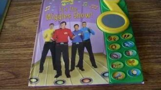 IT'S THE WIGGLE SHOW THE WIGGLES SOUND STORY PLAY-A-SONG PLAY A SOUND KIDS TOY