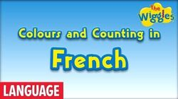 The Wiggles Colours and Counting in French