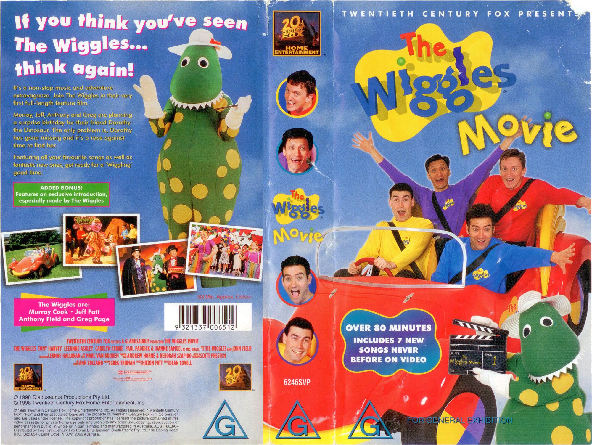 Image - TheWigglesmovie-1998VHSrelease.jpg