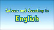 ColorsandCountinginEnglish