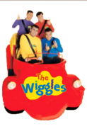 The Wiggles Big Red Car with Logo (2006)