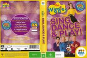 Sing,Dance&Play!DVDCover