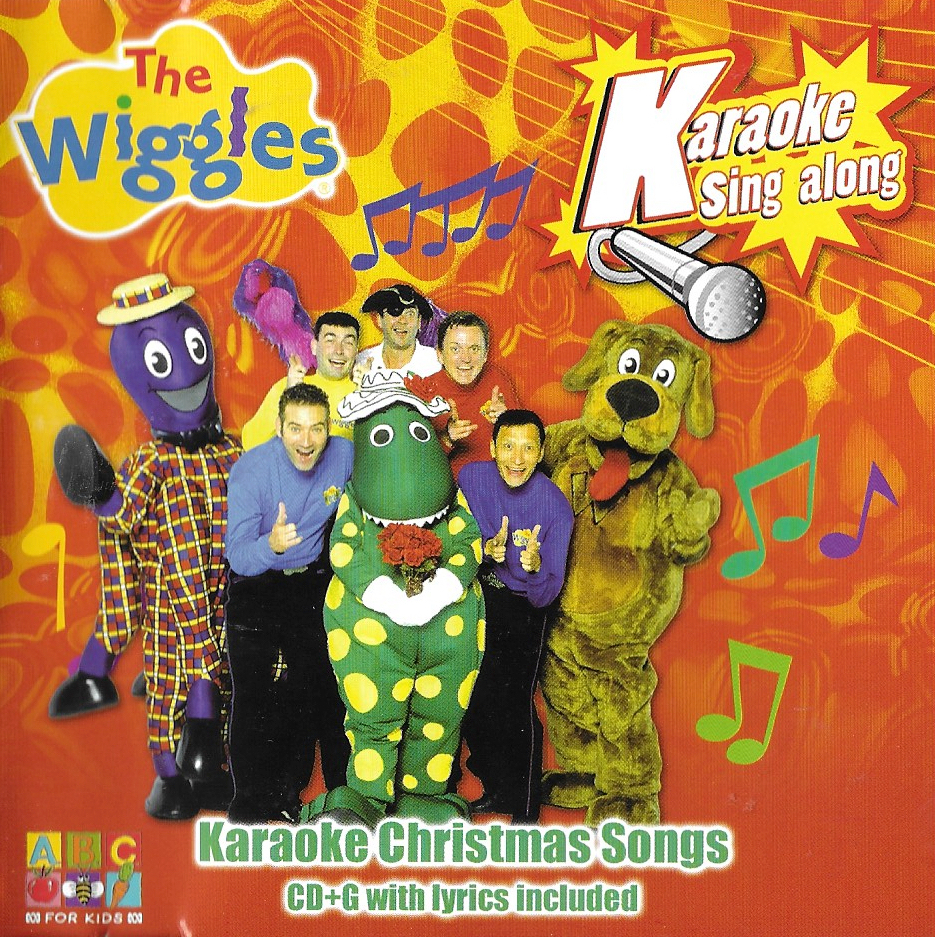 Christmas Karaoke Cd.Karaoke Christmas Songs Wigglepedia Fandom Powered By Wikia