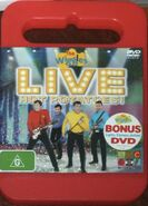 LIVEHotPotatoes!DVDwithLights,Camera,Action,Wiggles