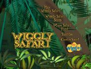 Wiggly Safari-UK DVD Menu